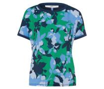 T-Shirt marine / mischfarben