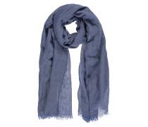 Schal taubenblau