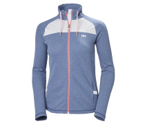 'Vali' Jacket himmelblau / weiß