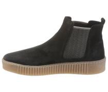 Chelsea-Boot dunkelgrün