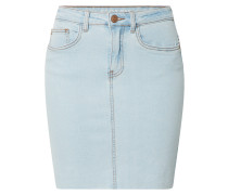 Jeansrock 'callie' blue denim