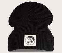 Mütze 'K-Coder' schwarz