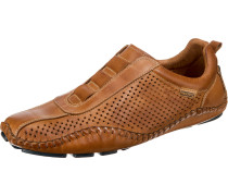 Slipper 'Fuencarral' cognac