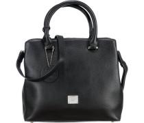 Handtasche 'Barberina' schwarz