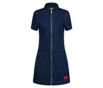 Kleid 'Zip Front Diner'