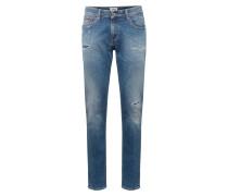 Jeans 'slim Scanton Prymb' blue denim