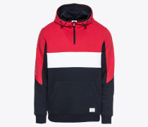 Hoodie 'jcosean Sweat Half ZIP Hood - Camp'