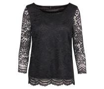 Shirt 'sierra' schwarz
