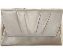 Scala Clutch 28 cm beige
