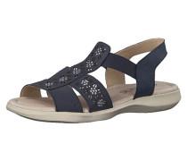 Sandalen 'Gina' nachtblau