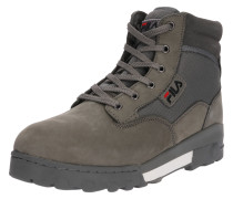 Boots 'Grunge mid' anthrazit