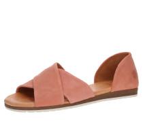 Sandale 'Chiusi' lachs
