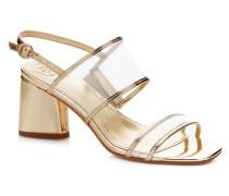 Sandalette 'sedonne' gold