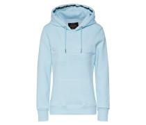 Sweatshirt 'V Logo Pastel Deboss Entry Hood'
