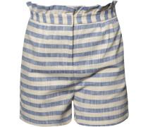 Shorts beige / himmelblau