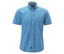 Hemd blau / hellblau