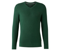 Strickpullover grasgrün