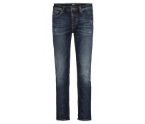 Jeans 'Morty 9021 stone' dunkelblau