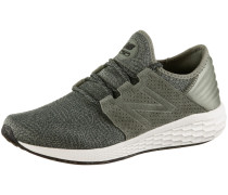 Sneaker 'Cruz V2' khaki / weiß
