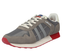 Sneaker 'Webb' taupe / platin