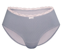Panty 'graceful Dots' lavendel / rosa