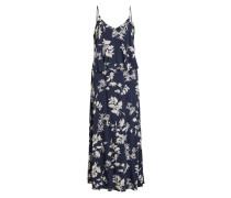 Kleid navy / naturweiß