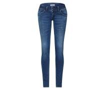 Skinny Jeans 'Molly' blue denim