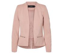 Jersey Blazer pink