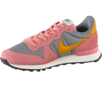 Wmns Internationalist Sneaker Damen senf / grau / pink