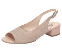 Sandale 'Zippora' beige