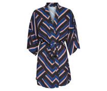 Kimono blau / nachtblau / rot / schwarz