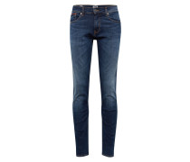 Jeans 'Slim Scanton Dytdst' dunkelblau