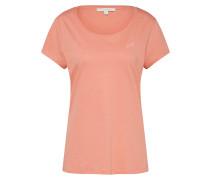 T-Shirt pfirsich