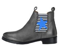 Chelsea Boot 'julia' mit Streifen und Stern