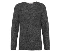 Pullover in Inside-Out-Design