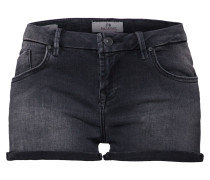 Shorts 'Judie' grey denim