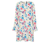 Kleid 'calista' mischfarben / perlweiß