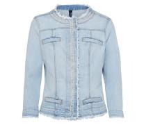 Jeansjacke 'giacca kate' blue denim