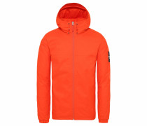 Jacke 'mountain' orange