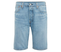 '501' Jeansshorts blue denim