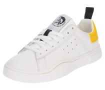 Sneaker 's-Clever' zitrone / weiß