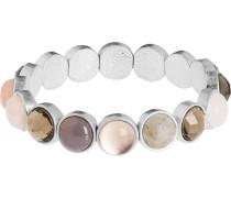 Armband mischfarben / silber