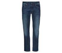 Jeans '3301 Straight' blue denim