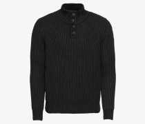 Pullover 'half Buttons 5 GG'