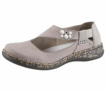Slipper taupe / anthrazit