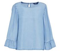 Shirt mit weiten Ärmeln 'onlHALEY' blue denim