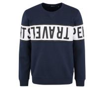 Sportsweatshirts 'langosta ' dunkelblau