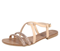 Sandale 'Nil' nude