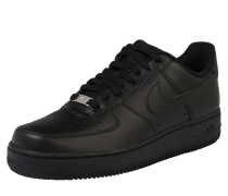 Sneaker 'Air Force 1' schwarz