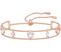 Armband 'One' rosegold